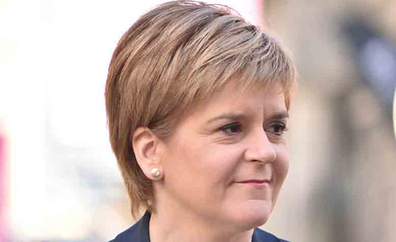 Scottish First Minister Nicola Sturgeon. Photo: Wikipedia