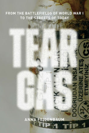 tear gas book
