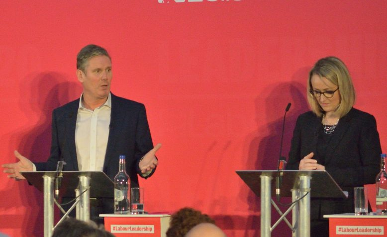 Keir Starmer and Rebecca Long-Bailey. Photo: Wikimedia Commons