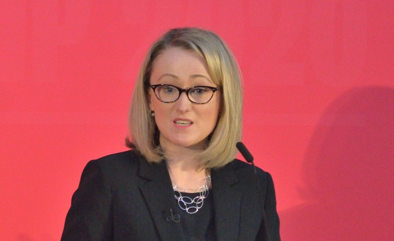Rebecca Long-Bailey. Photo: Wikimedia Commons