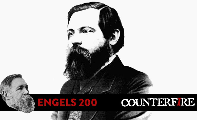 Friedrich Engels. Photo: Wikimedia Commons