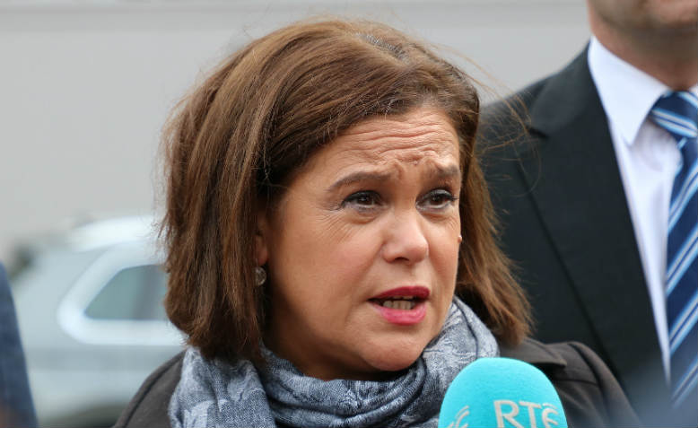 Mary-Lou McDonald. Photo: Flickr/Sinn Fein