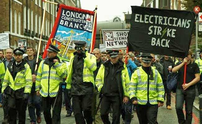 The Fight For PAYE. Image: siteworker.blogspot.co.uk
