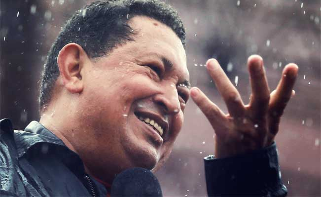 Remembering Hugo Chavez 1954-2013. Photo courtesy of Annalisa Melandri, Italy