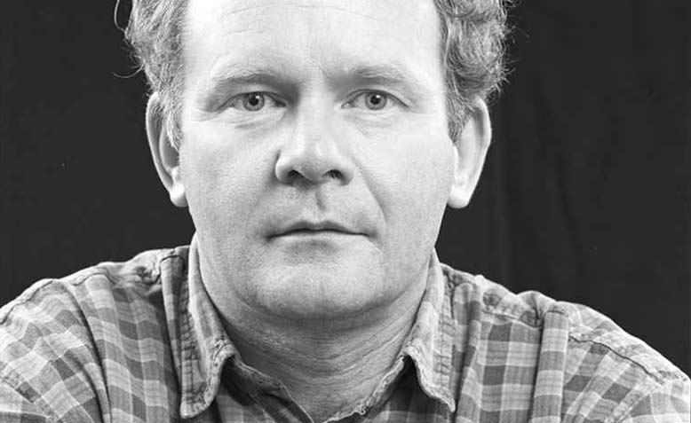Martin McGuinness in the mid-1990s