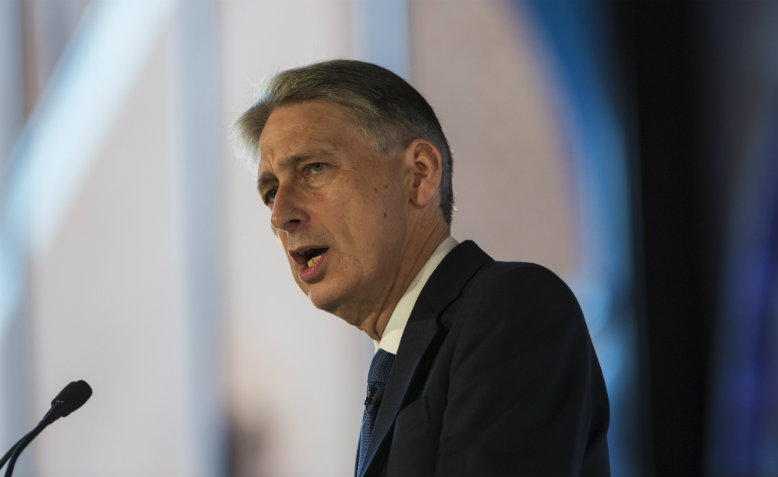 Philip Hammond. Photo: Flickr/Chatham House