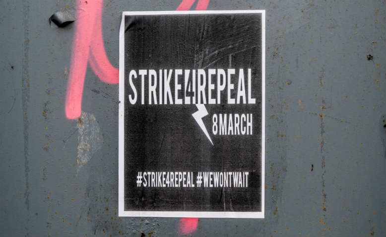 Strike 4 Repeal. Photo: Flickr/William Murphy