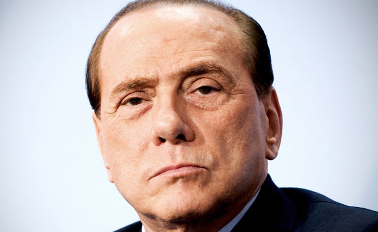Silvio Berlusconi, ex Prime Minister of Italy. Photo: Wikipedia