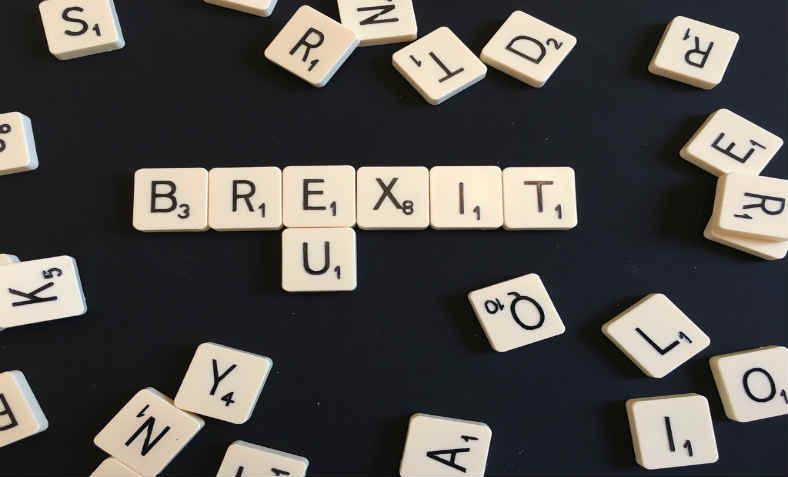Brexit Scrabble: Photo: Jeff Djevdet speedpropertybuyers.co.uk
