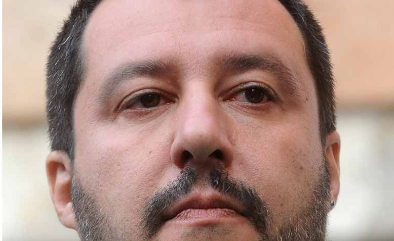 Matteo Salvini, leader of the far-right Northern League. Photo: Wikipedia