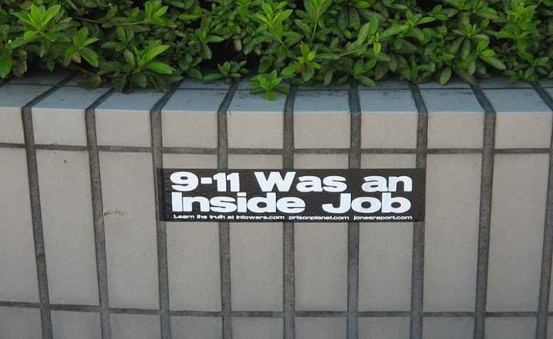9/11 was an inside job. Photo: wikimedia commons
