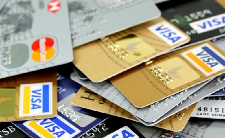 Credit cards. Photo: Public Domain
