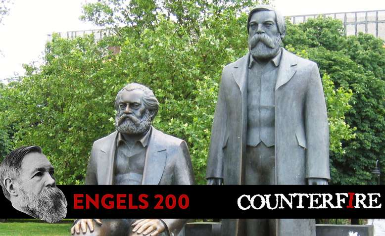 Marx and Engels, Berlin. Photo: Wikimedia Commons
