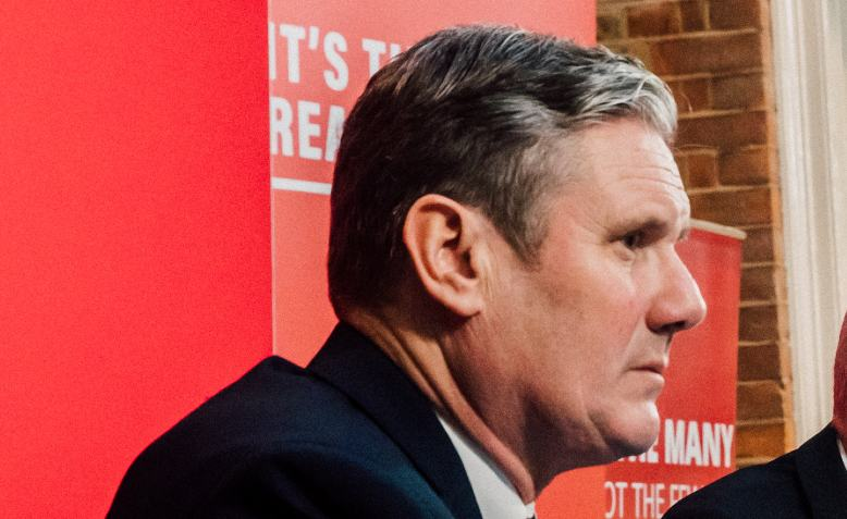 Keir Starmer. Photo: Flickr/Jeremy Corbyn