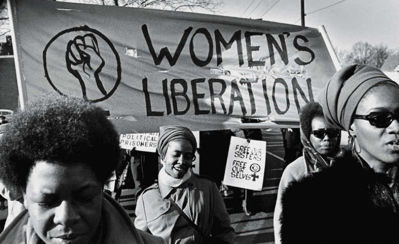 Women's Liberation march, 1969, USA. Photo: Wikimedia Commons