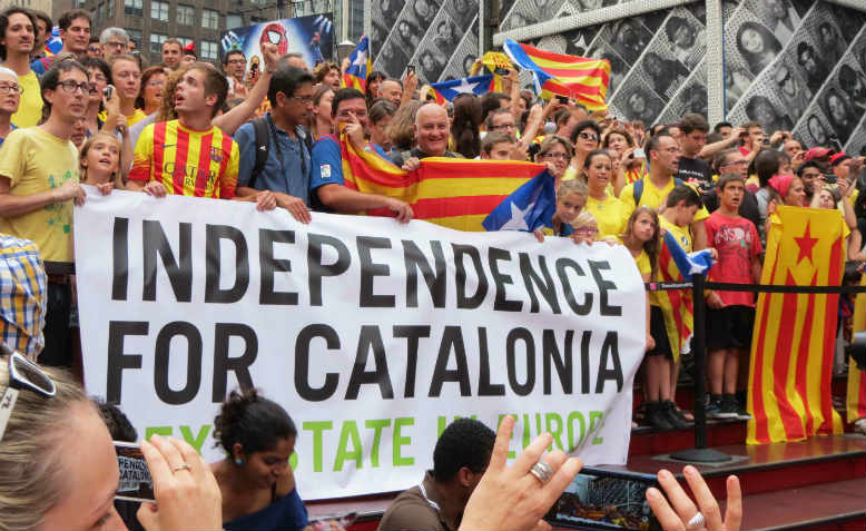 We are a nation. We decide: Catalonia calling - Counterfire
