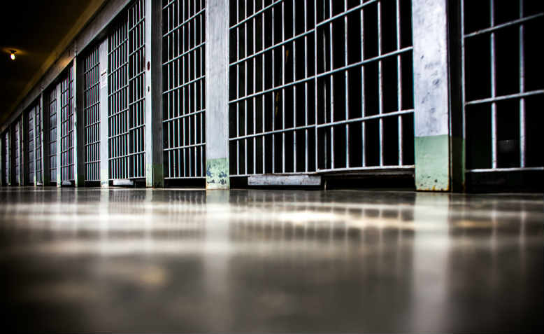 Inside Idaho State Penitentiary, Boise, 2013. Photo: Flickr/ Thomas Hawk
