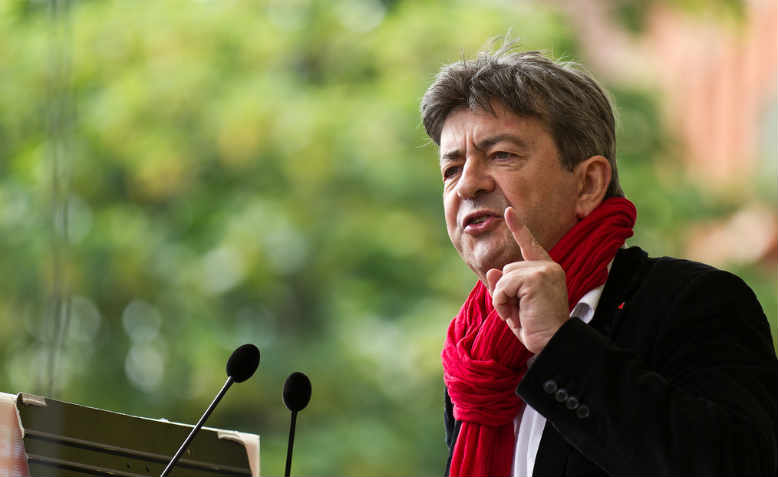 Jean-Luc Melenchon speaking in Toulouse in 2013. Photo: Flickr/Pierre-Selim