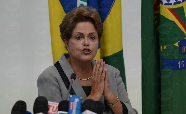 Brazilian President Dilma Rousseff. Photo: Wikipedia