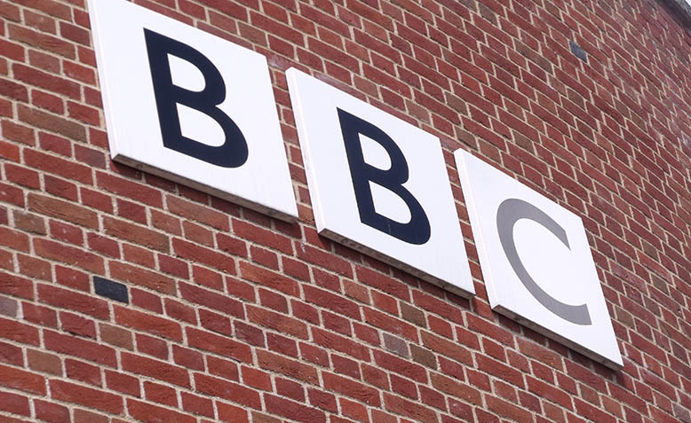 BBC sign in Norwich. Photo: Flickr/ Elliott Brown