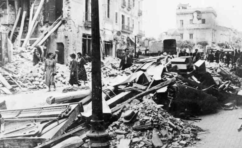 granollers bombing
