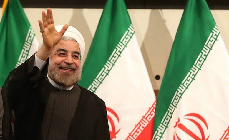 Iranian President Hassan Rouhani. Photo: Wikimedia Commons