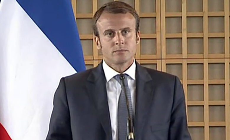 Emmanuel Macron, French President-elect. Photo: Wikipedia