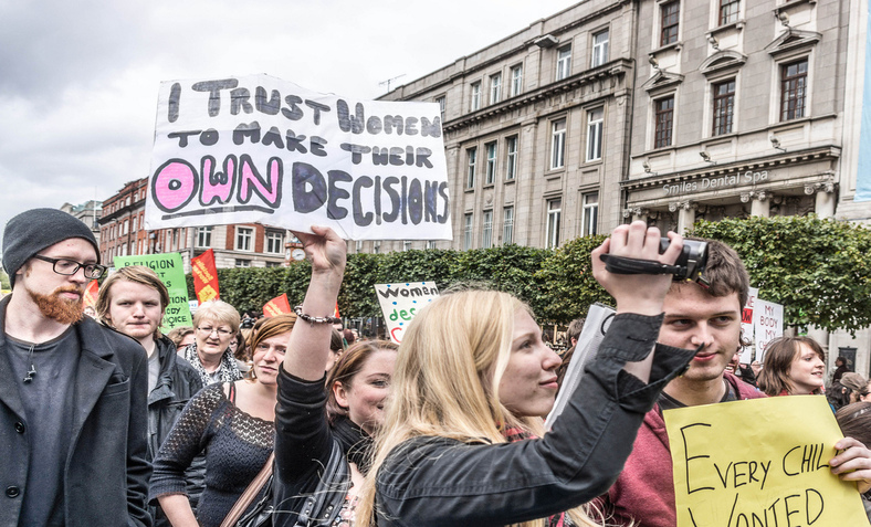 Ireland's opportunity for equality