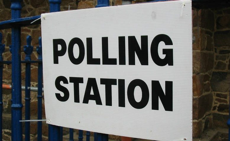 Polling Station. Photo: Wikimedia Commons