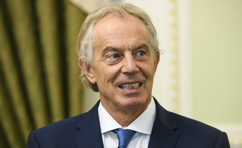 Tony Blair, September 2018. Photo: Wikimedia Commons