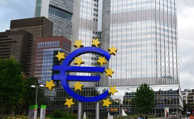 European Central Bank. Photo: Wikimedia Commons