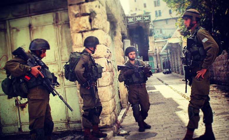 Israeli soldiers. Photo: Flickr/CPT Palestine