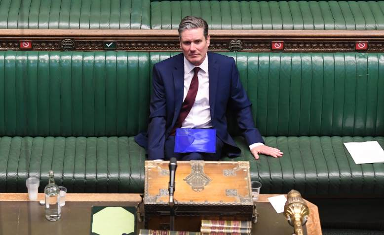 Keir Starmer in Parliament. Photo: Flickr/UK Parliament