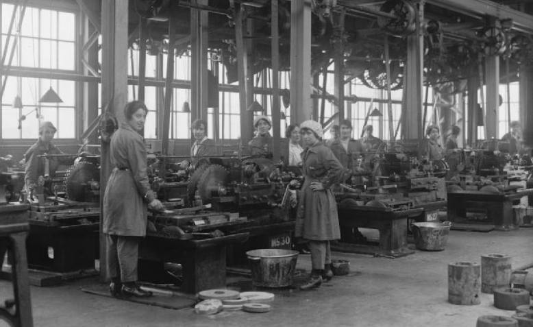 New gun factory, Woolwich. Photo: Wikimedia Commons
