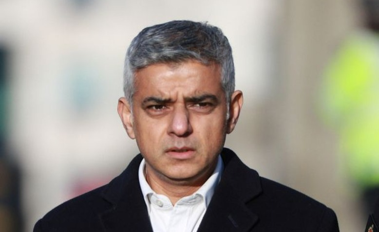 Sadiq Khan. Photo: Wikimedia Commons