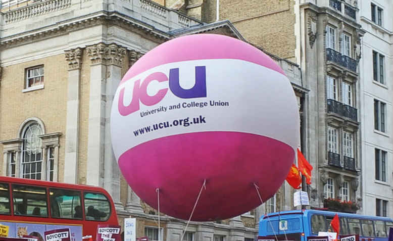 UCU balloon