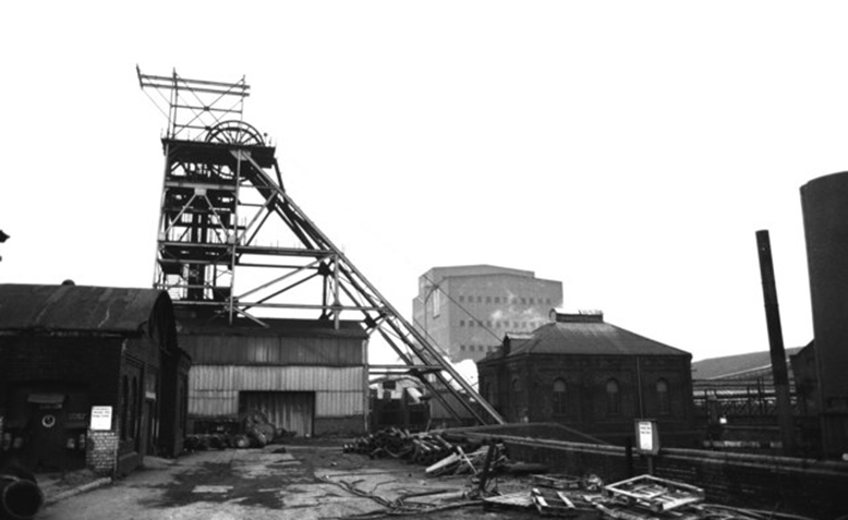Orgreave Colliery. Photo: Geograph