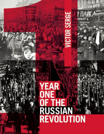 Cover of Victor Serge, Year one of the Russian Revolution