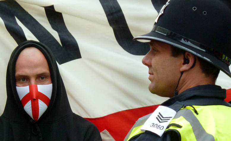 edl protest