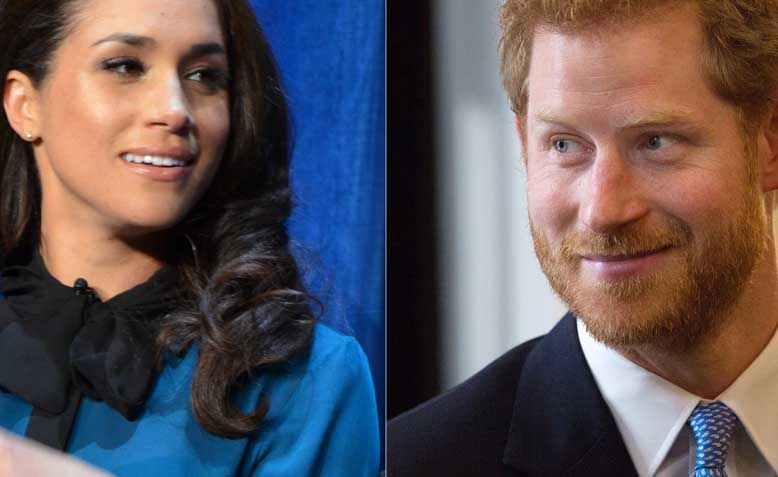 Meghan Markle and Prince Harry. Photos: Wikipedia