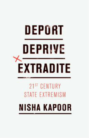 deport deprive book
