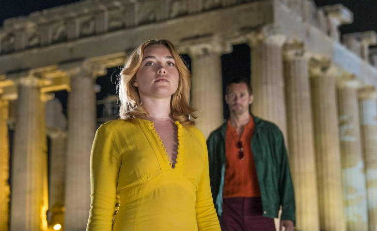 BBC One's Little Drummer Girl