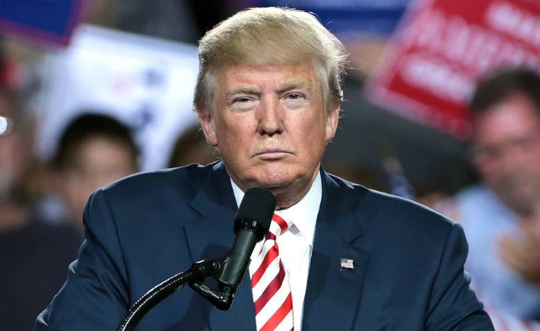 Donald Trump. Photo: Wikimedia Commons