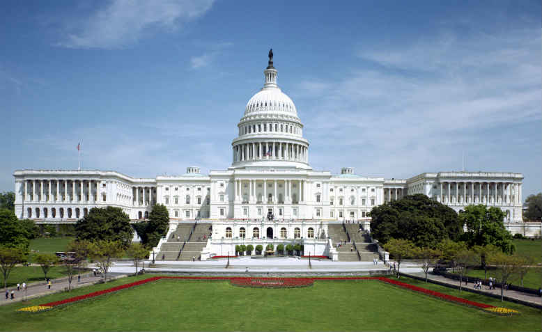 US Congress, Washington D.C. Photo: wikipedia