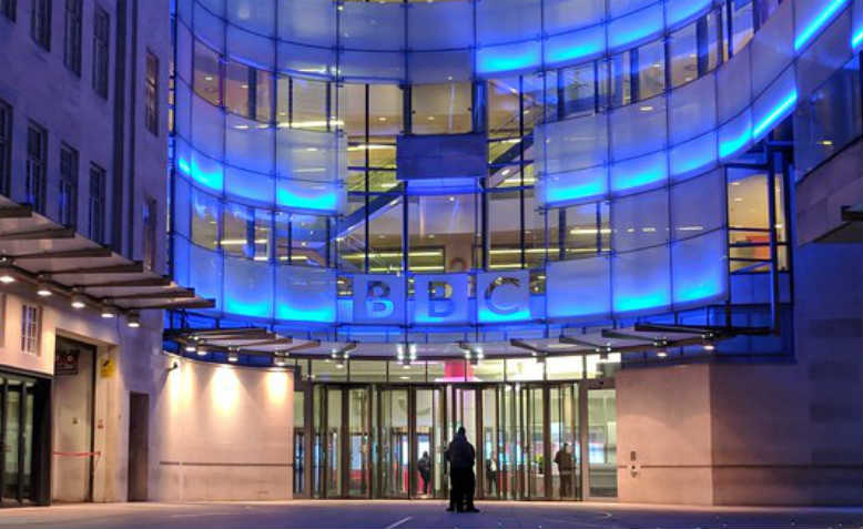 BBC Broadcasting House. Photo: Flickr/James Cridland