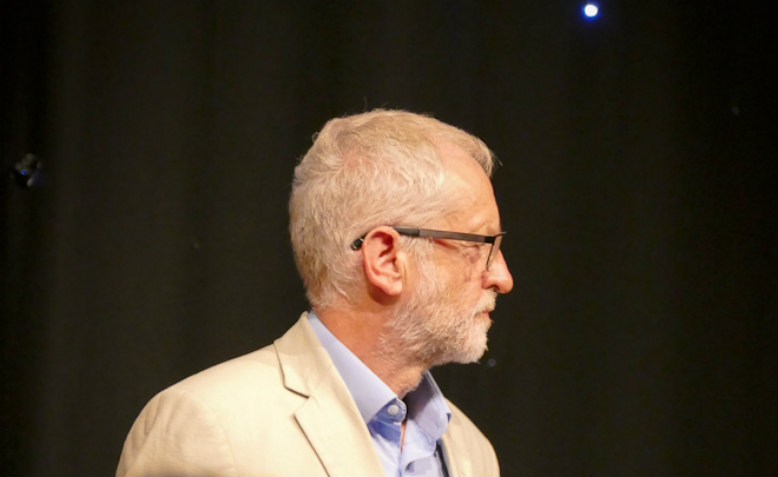 Jeremy Corbyn, Labour Roots. Photo: Wikimedia Commons