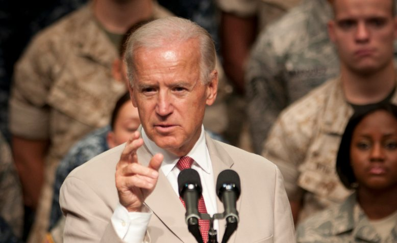 Biden, Yokota Air Base. Photo: Dvidshub / Wikimedia Commons / CC BY-2.0, license linked at bottom of article