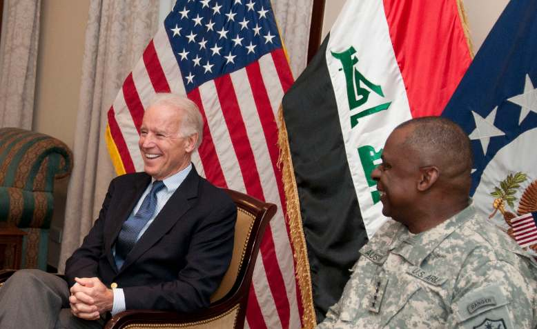 Joe Biden in Iraq