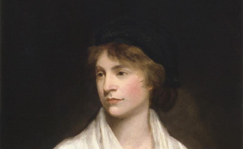 Mary Wollstonecraft by John Opie. Photo: National Portrait Gallery / Public Domain