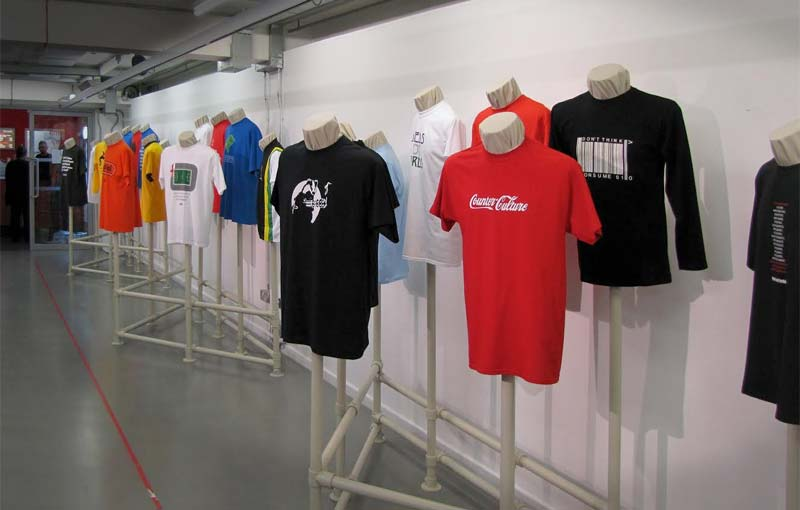 Philosophy T-shirt Exhibition